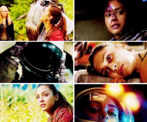 beautiful, princess, and warrior image