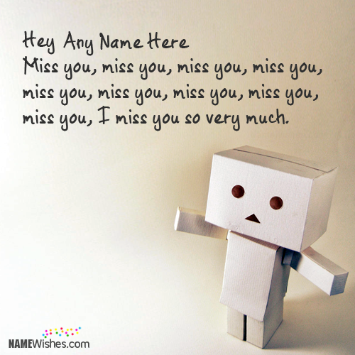 danbo cute miss you image on we heart it