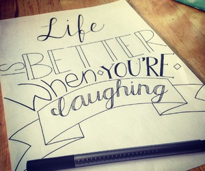 art, life, and handlettering image