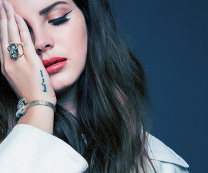 lana del rey, Queen, and music image