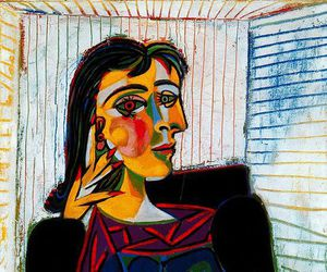 art, Pablo Picasso, and painting image