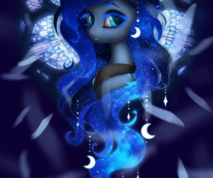 luna and my little pony image