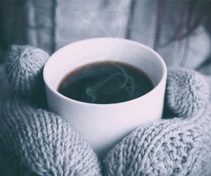 coffee, winter, and Hot image