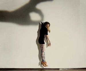 shadow, photography, and cool image