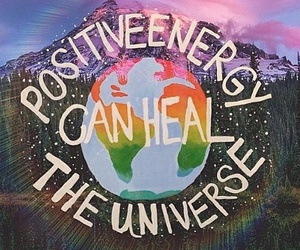 positive, universe, and energy image