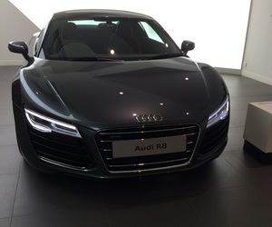 audi, car, and foreign car image
