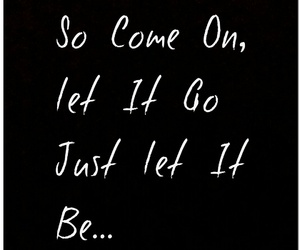 let it go and james bay image