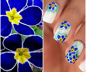 flower print, summer, and loveit image
