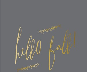 wallpaper, background, and fall image