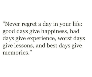 live, noregrets, and life image