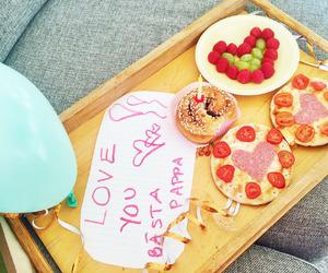balloon, berries, and birthday image