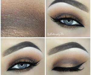 beautiful, dye, and eyebrows image