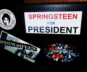 bruce springsteen, decals, and springsteen image