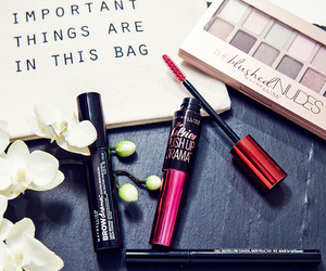 Maybelline, cosmetics, and makeup image