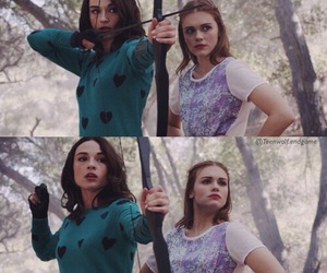teen wolf and lydia image