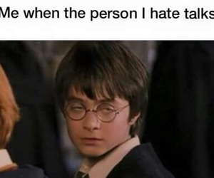harry potter and hate image