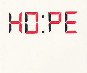11:11, hope, and quote image