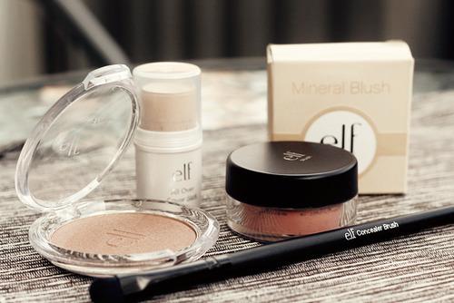 elf, makeup, and make-up image