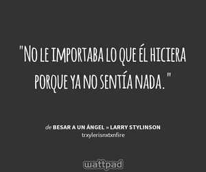 fanfic, larry stylinson, and besar a un angel image