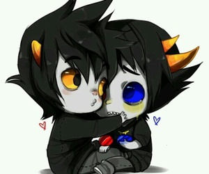 adorable, homestuck, and cute image