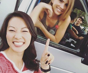 teen wolf, arden cho, and shelley hennig image
