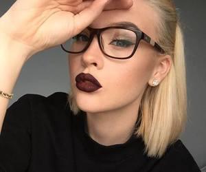 alternative, blonde, and fashion image