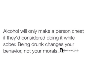 alcohol, break up, and heart image