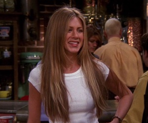 90s, friends, and Jennifer Aniston image
