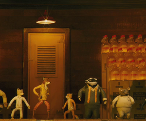 2003, wes anderson, and fantastic mr fox image