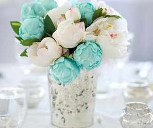 amazing, blue, and bouquet image
