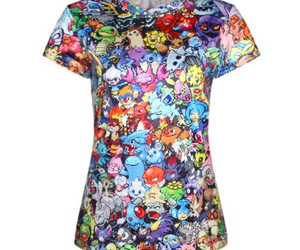 fashion, geekchic, and pokemon image