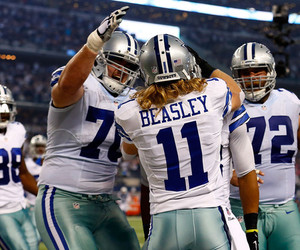 NFL, dallas cowboys, and cole beasley image
