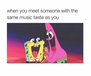 funny and music image