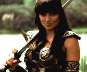 xena and xena warrior princess image