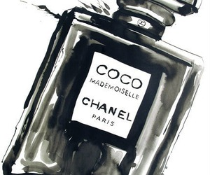 chanel, coco, and paris image