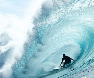 ocean, wave, and surf image