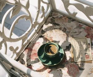 coffee, vintage, and tea image