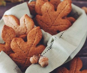 autumn, Cookies, and fall image