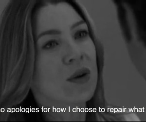 quote and grey's anatomy image