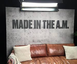 one direction, made in the am, and niall horan image