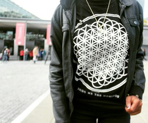 bmth, band merch, and sempiternal image