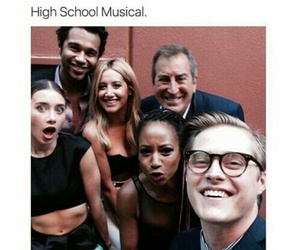 disney and high school musical image