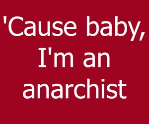 anarchism, anarchist, and anarchy image