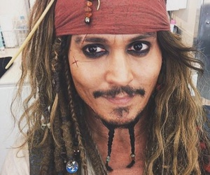 johnny depp and jacksparrow image