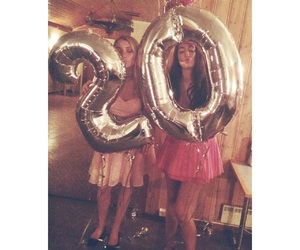 20, bae, and baloons image