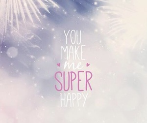 happy, wallpaper, and super image