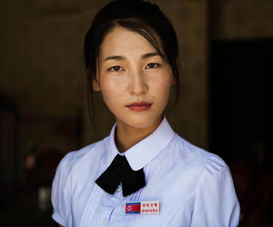 asian, beauty, and north korea image