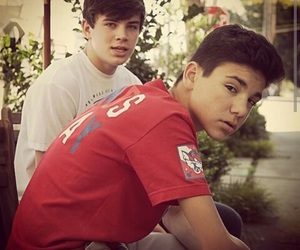 hayes grier, daniel skye, and boys image
