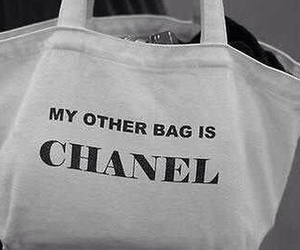 chanel, bag, and love image