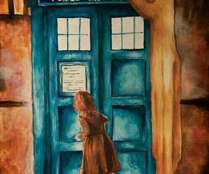 tardis, doctor who, and narnia image